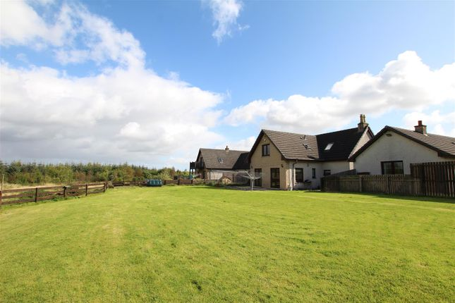 Rear View of The Farmhouse, Blacktongue Farm, Greengairs, Airdrie ML6