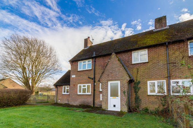 Thumbnail Cottage to rent in Northington Down, Alresford