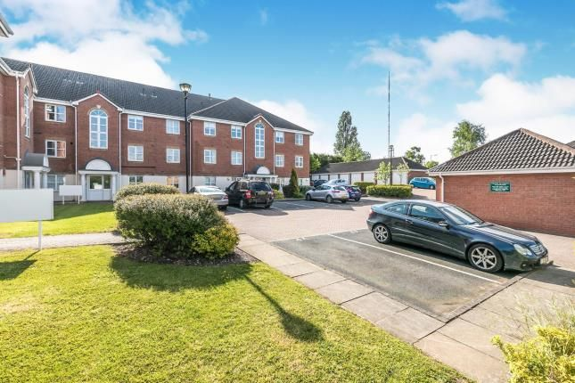 Thumbnail Flat for sale in Wyndley Manor, 2 Wyndley Close, Sutton Coldfield, West Midlands