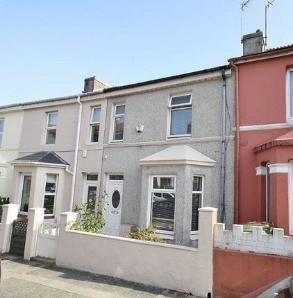 Thumbnail Terraced house for sale in Kathleaven Street, Plymouth