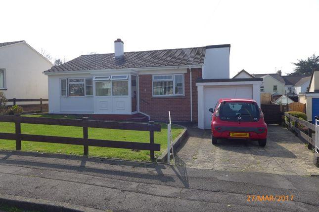 Thumbnail Bungalow to rent in Blindwell Avenue, Kingsteignton