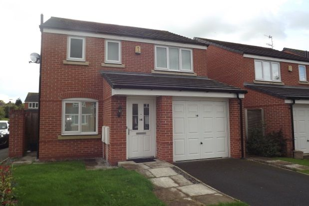 Thumbnail Property to rent in Brent Close, Newcastle-Under-Lyme