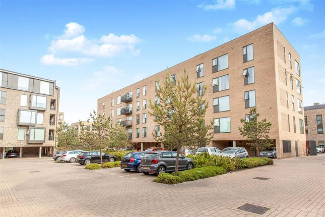 Thumbnail Flat for sale in Nine Wells Road, Trumpington, Cambridge