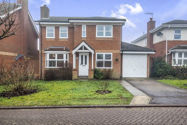 Thumbnail Detached house for sale in Autumn Glades, Leverstock Green, Hemel Hempstead