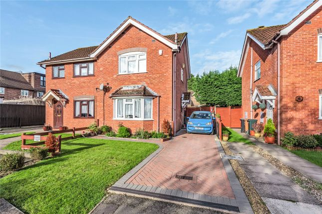 3 bed semi-detached house for sale in Burnley Close, Watford, Watford, Watford WD19