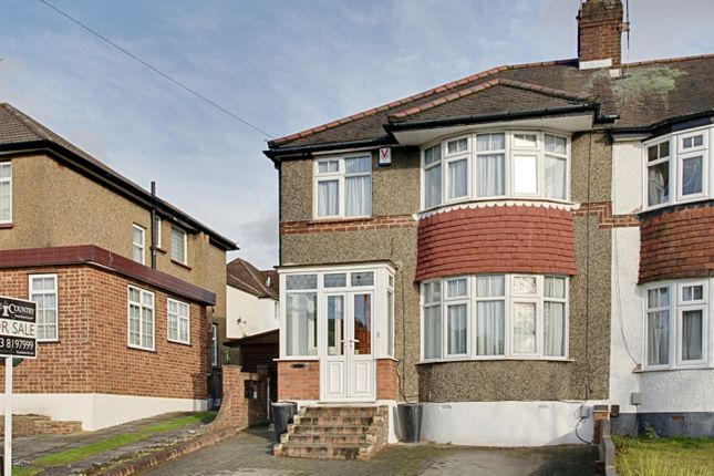 Thumbnail End terrace house for sale in Linden Way, Southgate