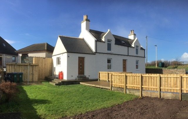 Thumbnail Detached house for sale in Clair Arbour, Stromness