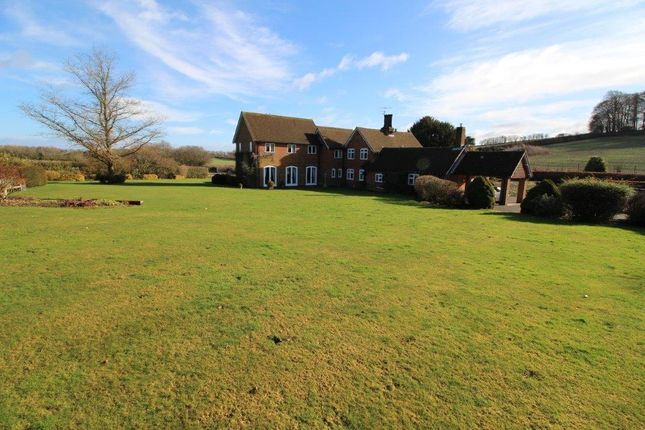 Thumbnail Detached house to rent in Winslade, Basingstoke, Hampshire