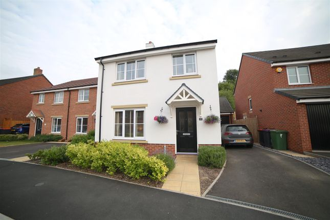 Thumbnail Detached house for sale in St. Georges Avenue, St. Georges, Telford