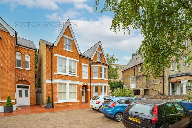 2 bed flat for sale in Flat 1, 6 Florence Road, Ealing W5