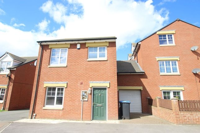 Thumbnail Detached house for sale in Murton Mews, Murton, Seaham