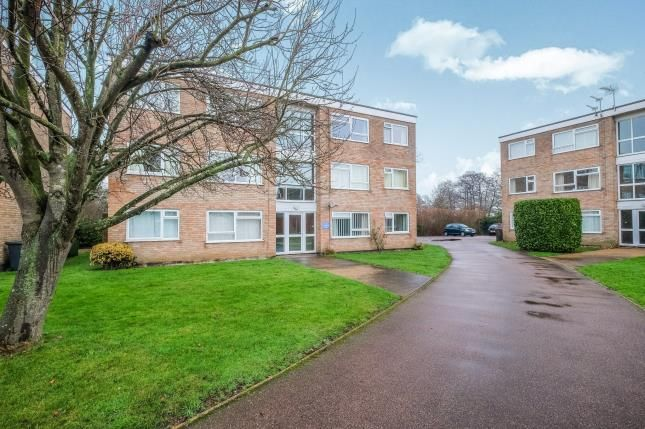 Thumbnail Flat for sale in Beccles, .