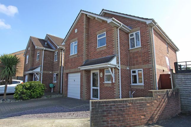 Thumbnail Detached house for sale in Charles Gardens, Bournemouth