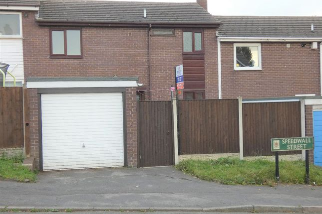 Thumbnail Terraced house to rent in Havergal Walk, Longton, Stoke-On-Trent