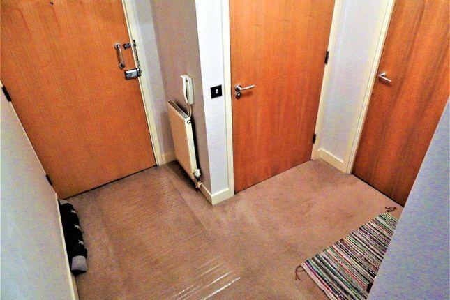 Hallway of Crow Lane, Rochester ME1