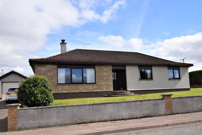 Thumbnail Detached bungalow for sale in Macleod Drive, Conon Bridge