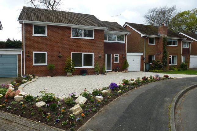 Thumbnail Link-detached house for sale in St Johns Glebe, Rownhams, Southampton