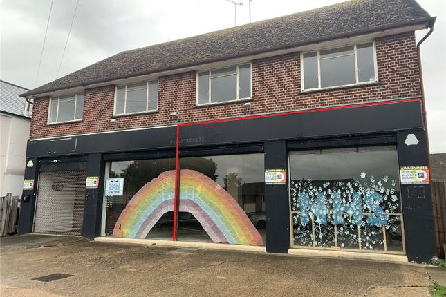 Thumbnail Retail premises to let in Rayleigh Road, Leigh-On-Sea, Essex