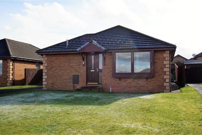 Thumbnail Detached bungalow for sale in Ladywell Park, Auchterarder