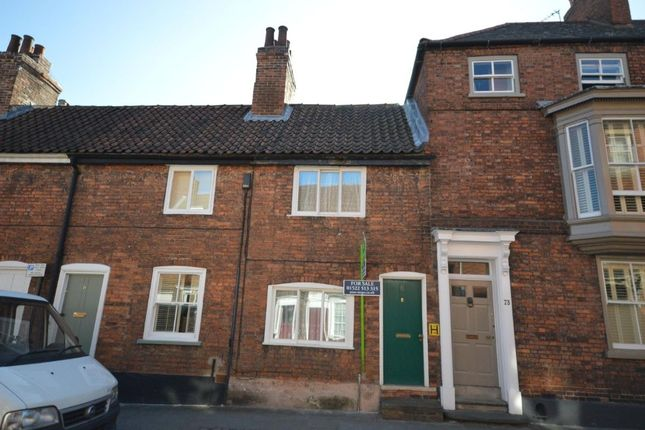 Thumbnail Terraced house for sale in Bailgate, Lincoln