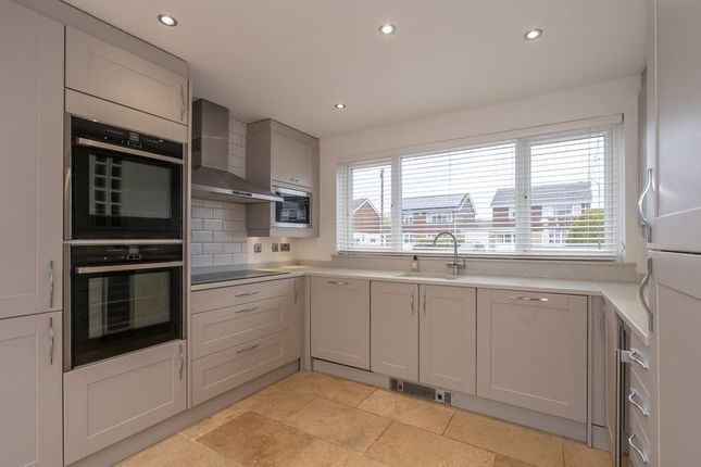 Thumbnail Detached house to rent in Gloucester Way, Chichester