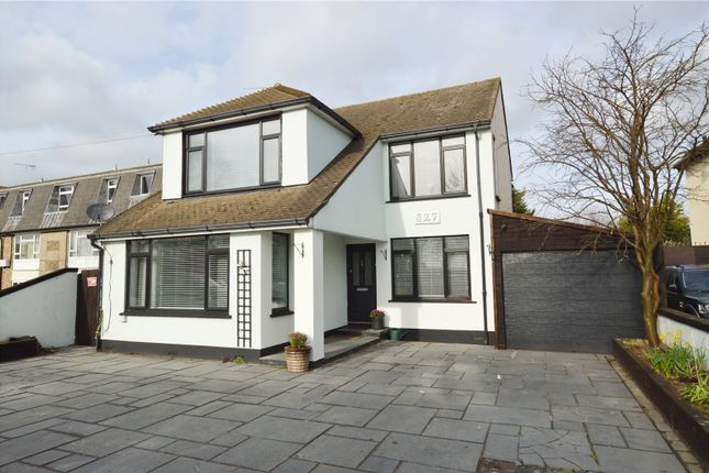 Thumbnail Detached house for sale in London Road, Hadleigh, Benfleet, Essex