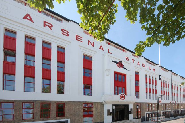 Thumbnail Flat to rent in Highbury Stadium Square, Highbury