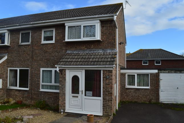 End terrace house for sale in Harding Close, Llantwit Major