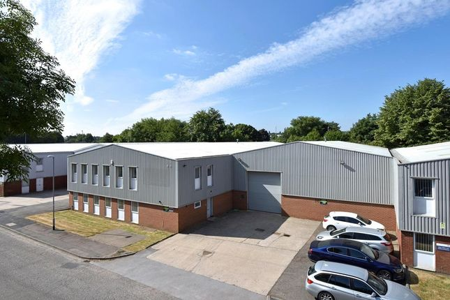 Thumbnail Warehouse to let in Unit 3, Hunslet Trading Estate, Severn Road, Leeds, West Yorkshire
