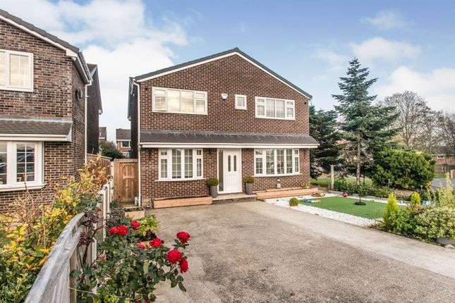 Thumbnail Detached house for sale in Castlegate Drive, Pontefract