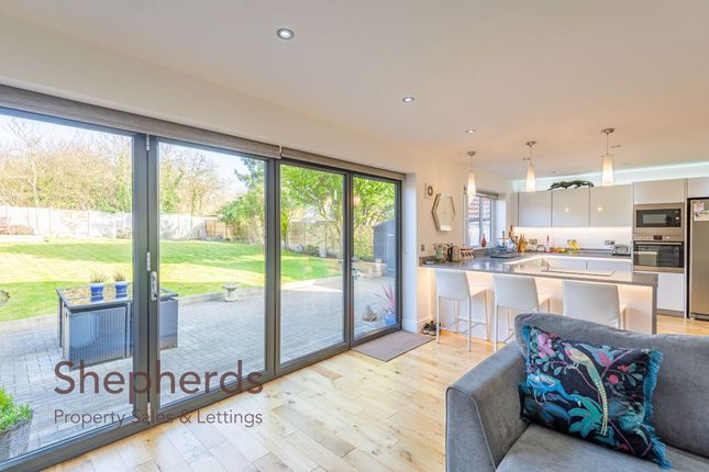 Thumbnail Detached house for sale in Barn Hill, Roydon, Essex