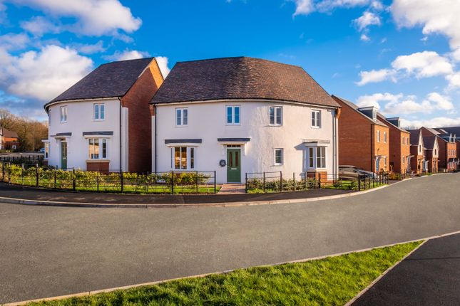"Thumbnail Detached house for sale in ""Ashtree"" at Ellerbeck Avenue, Nunthorpe, Middlesbrough"