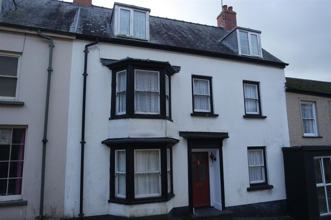 4 bed terraced house to rent in Tower Hill, Haverfordwest SA61