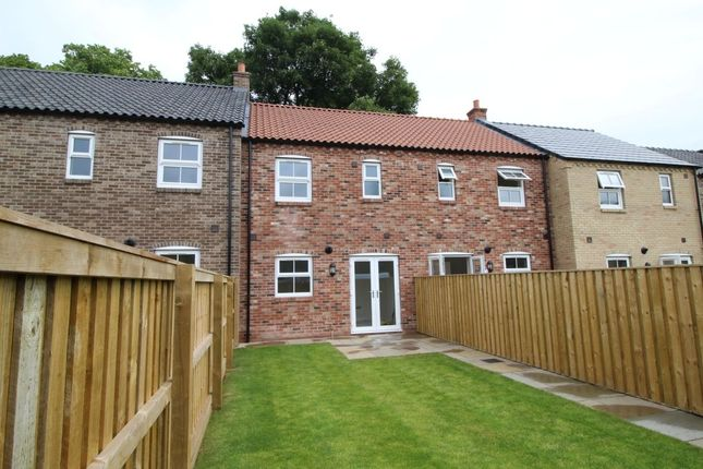 Thumbnail Terraced house to rent in Middleton Park Front Street, Middleton On The Wolds, Driffield