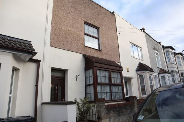 Terraced house in  Sherbourne Street  St. George  Bristol  Bristol