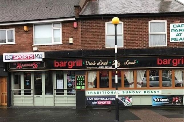 Thumbnail Restaurant/cafe for sale in Sports Bar FY2, Lancashire