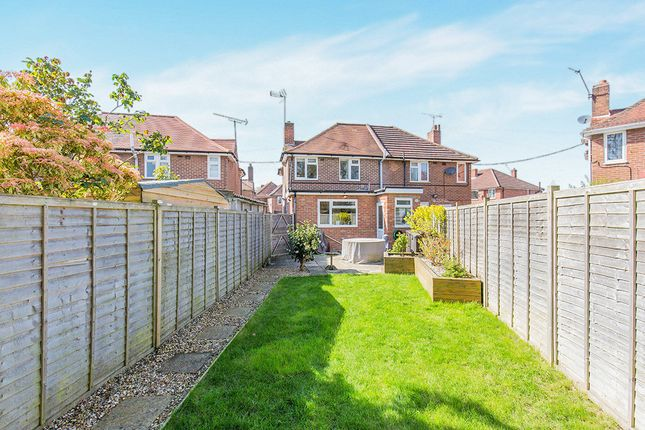 Thumbnail Semi-detached house for sale in Testwood Crescent, Totton, Southampton