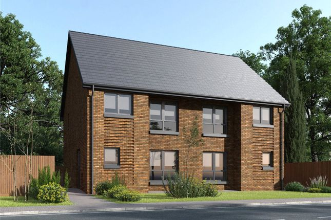 3 bed semi-detached house for sale in Plot 26 - Woodlea, Darnley, Glasgow G53