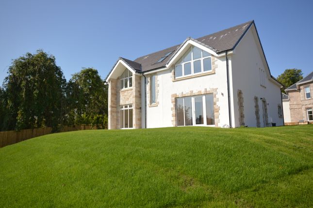 Thumbnail Detached house for sale in Kirkton Grove, Dumbarton