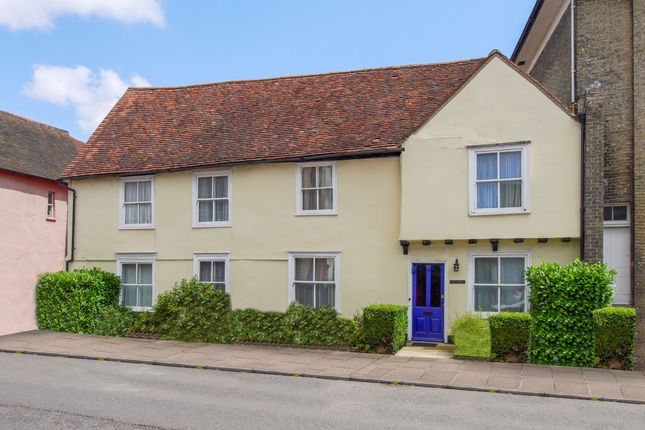 Thumbnail Town house for sale in Hunters, Hadleigh, Ipswich, Suffolk