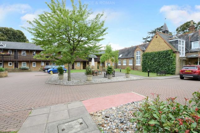 Thumbnail Flat for sale in Old School Close, London