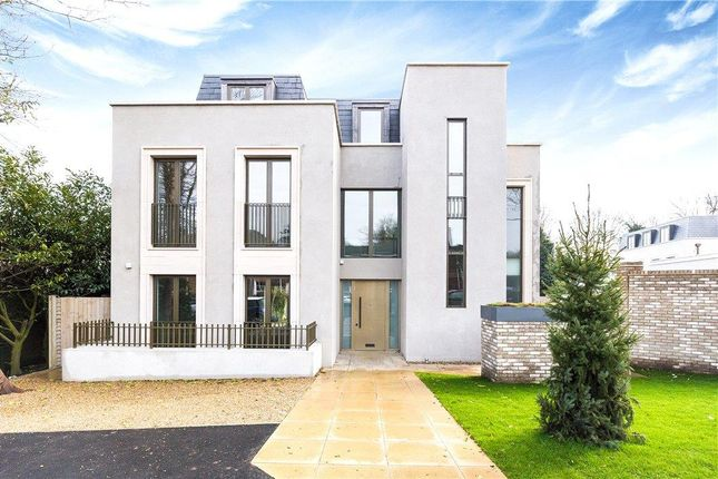 Thumbnail Detached house for sale in Lincoln Avenue, Wimbledon, London