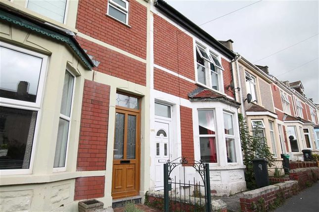 Thumbnail Terraced house for sale in Dursley Road, Shirehampton, Bristol