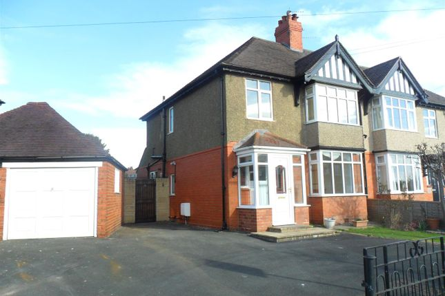 Thumbnail Semi-detached house to rent in Kenwood Road, Shrewsbury