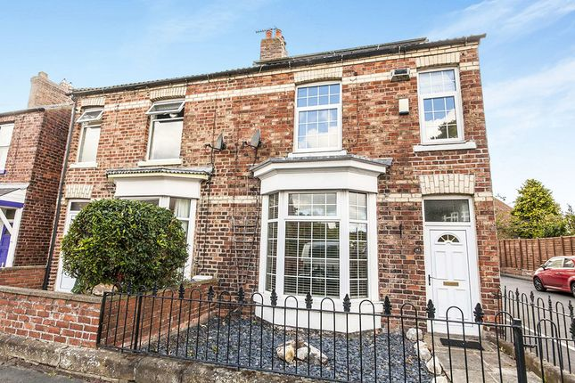 Thumbnail Semi-detached house for sale in Newton Road, Great Ayton