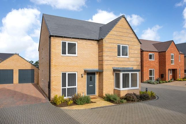 """Detached house for sale in """"Holden"""" at Wellington Road, Northstowe, Cambridge"""