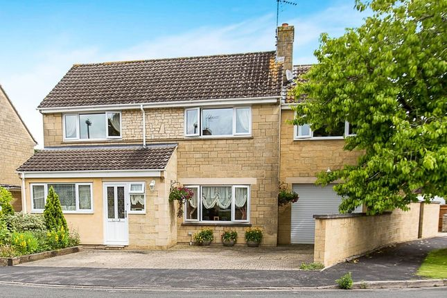 Thumbnail Detached house for sale in Courtbrook, Fairford