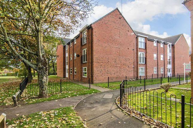 Flat in  St Thomas House  Trafalgar Way  Lichfield W Birmingham