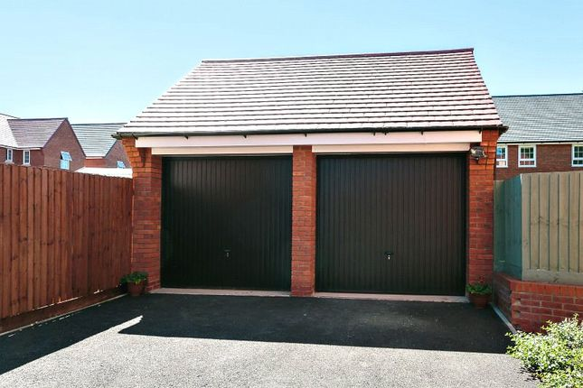 Garage of Rose Tree Close, Moulton, Northampton, Northamptonshire NN3