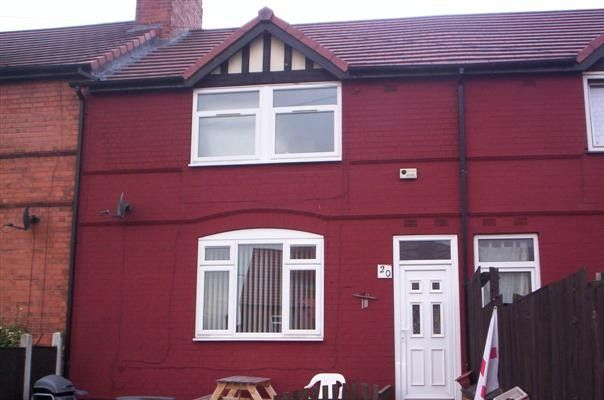 Thumbnail Terraced house to rent in Brunner Avenue, Shirebrook
